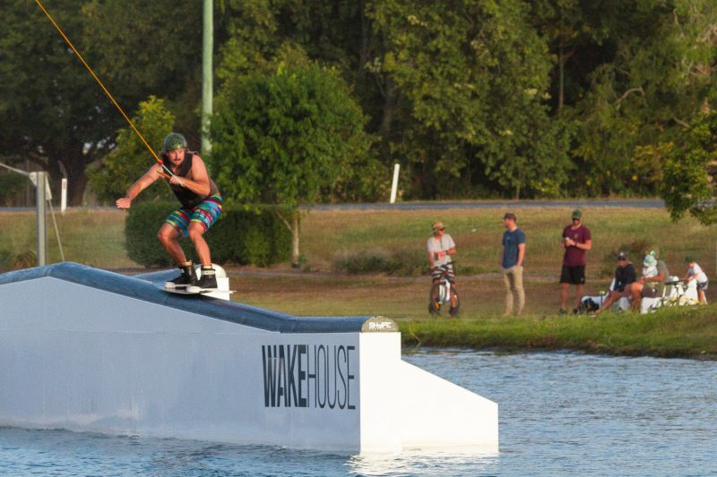 Cable ski Wakeboarding in Australia