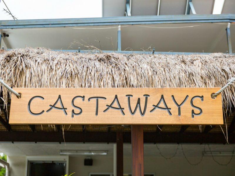 Castaways on Moreton
