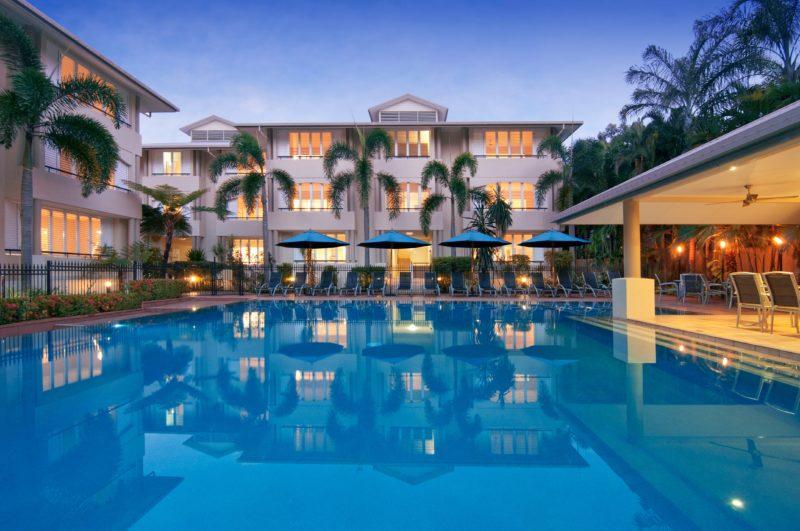 Cayman Villas Port Douglas Accommodation Family