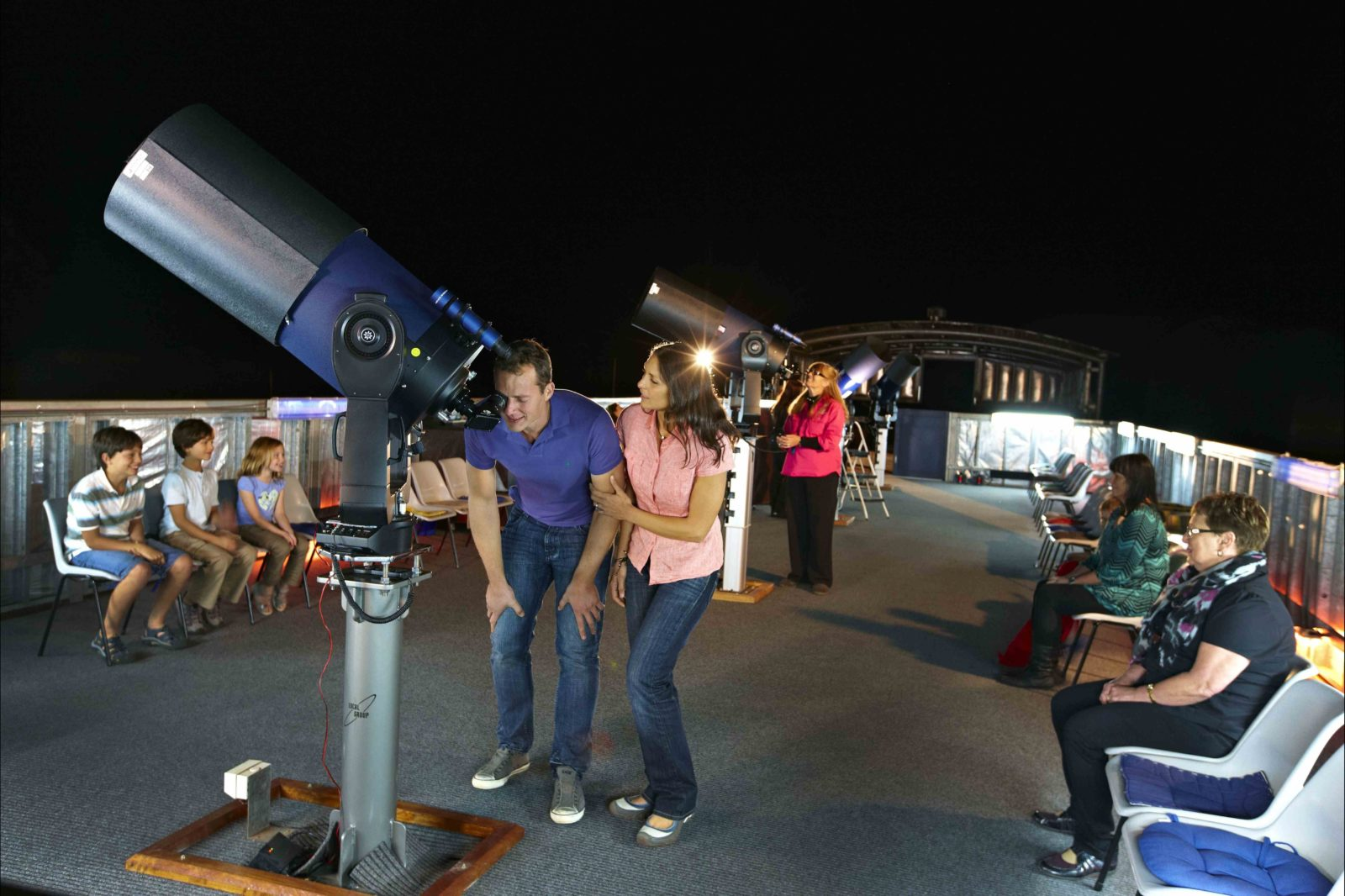 Cosmos Centre Tours are perfect for any member of the family