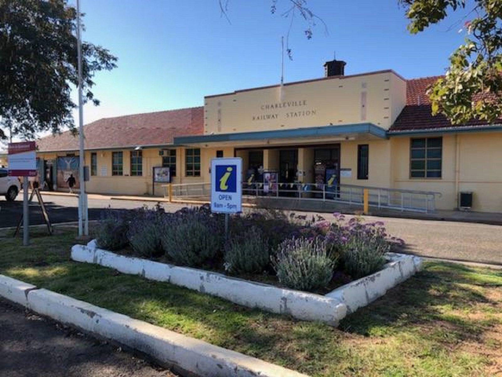 Visitor Centre Charleville