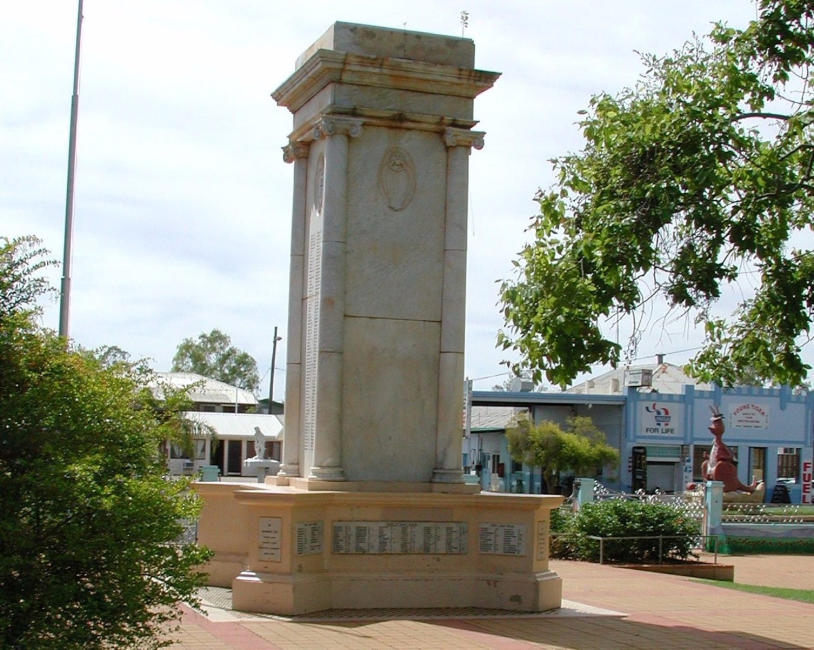 Charleville War Memorial