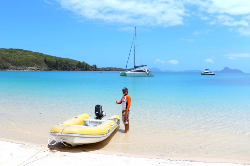 Chance Bay, Whitsunday Island