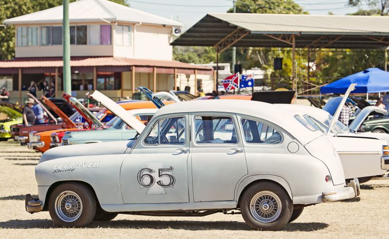 Charters Towers Motor Show and Swap Meet