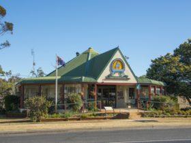 Chinchilla Visitor Information Centre