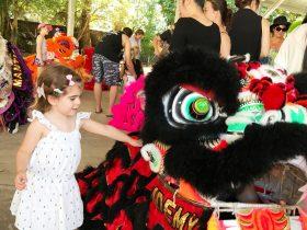 Chinese New Year at Carrara Markets