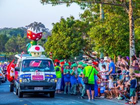 Christmas in Cooroy