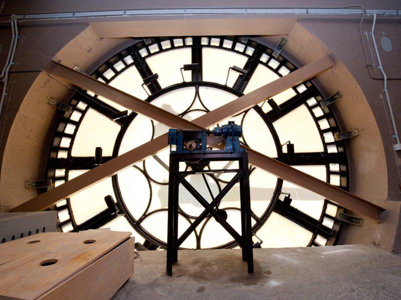 City Hall Clock Face