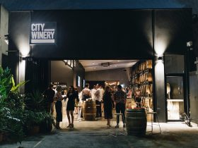 City Winery at Night