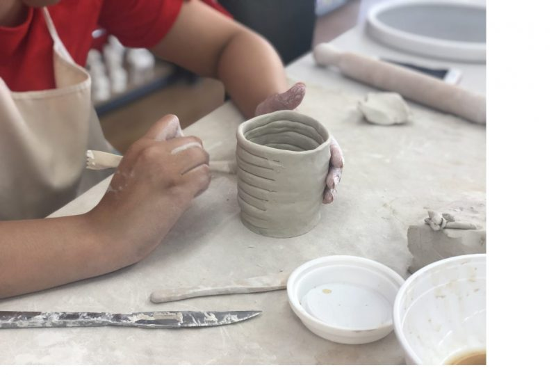 Clay Hand Building Class