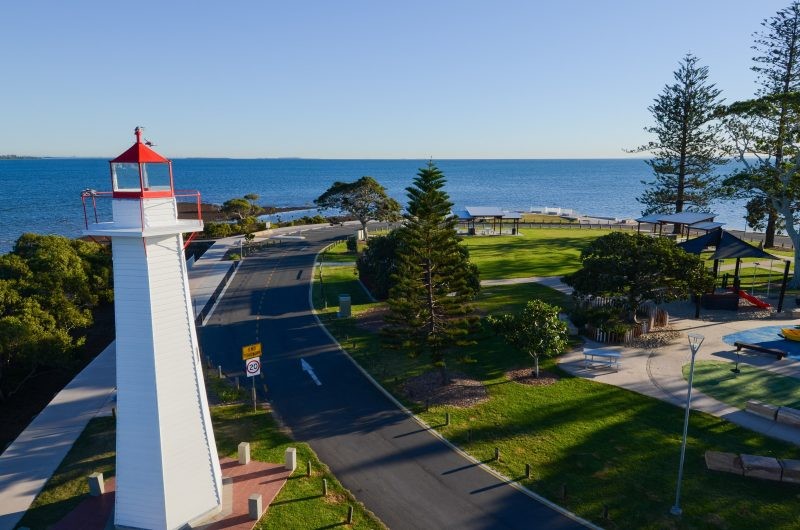 Cleveland Point Reserve