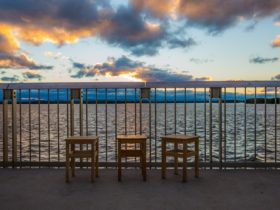 Chairs_on_Jetty_at_Redcliffe_moreton_bay_region
