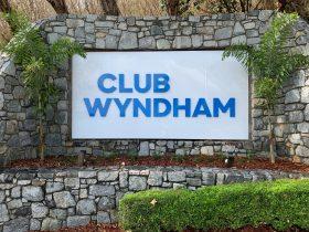 Club Wyndham Signage