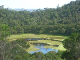 Crater at Coalstoun Lakes