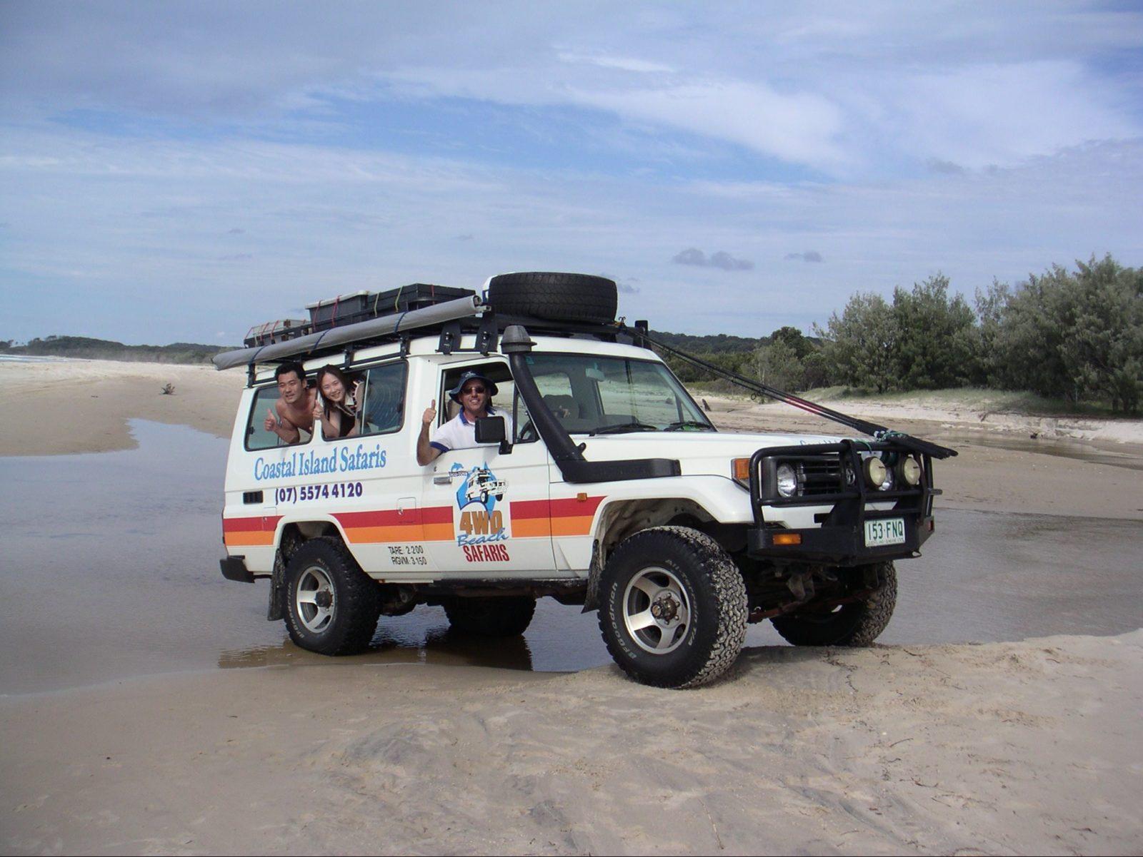 Coastal Island Safaris