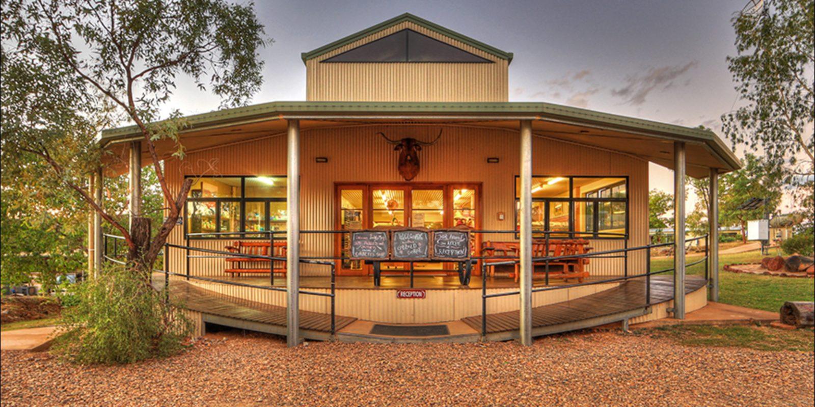 Cobbold Village Reception