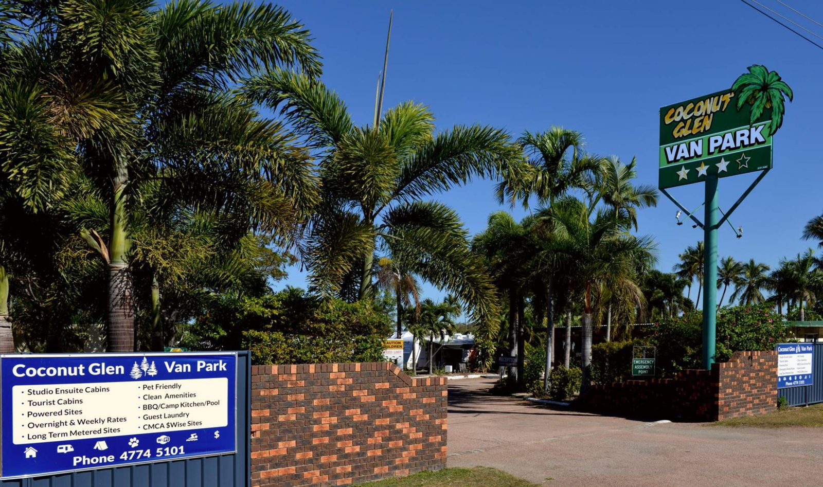 Coconut Glen Van Park