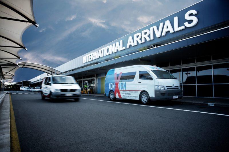 Con-X-ion Airport Transfers Brisbane