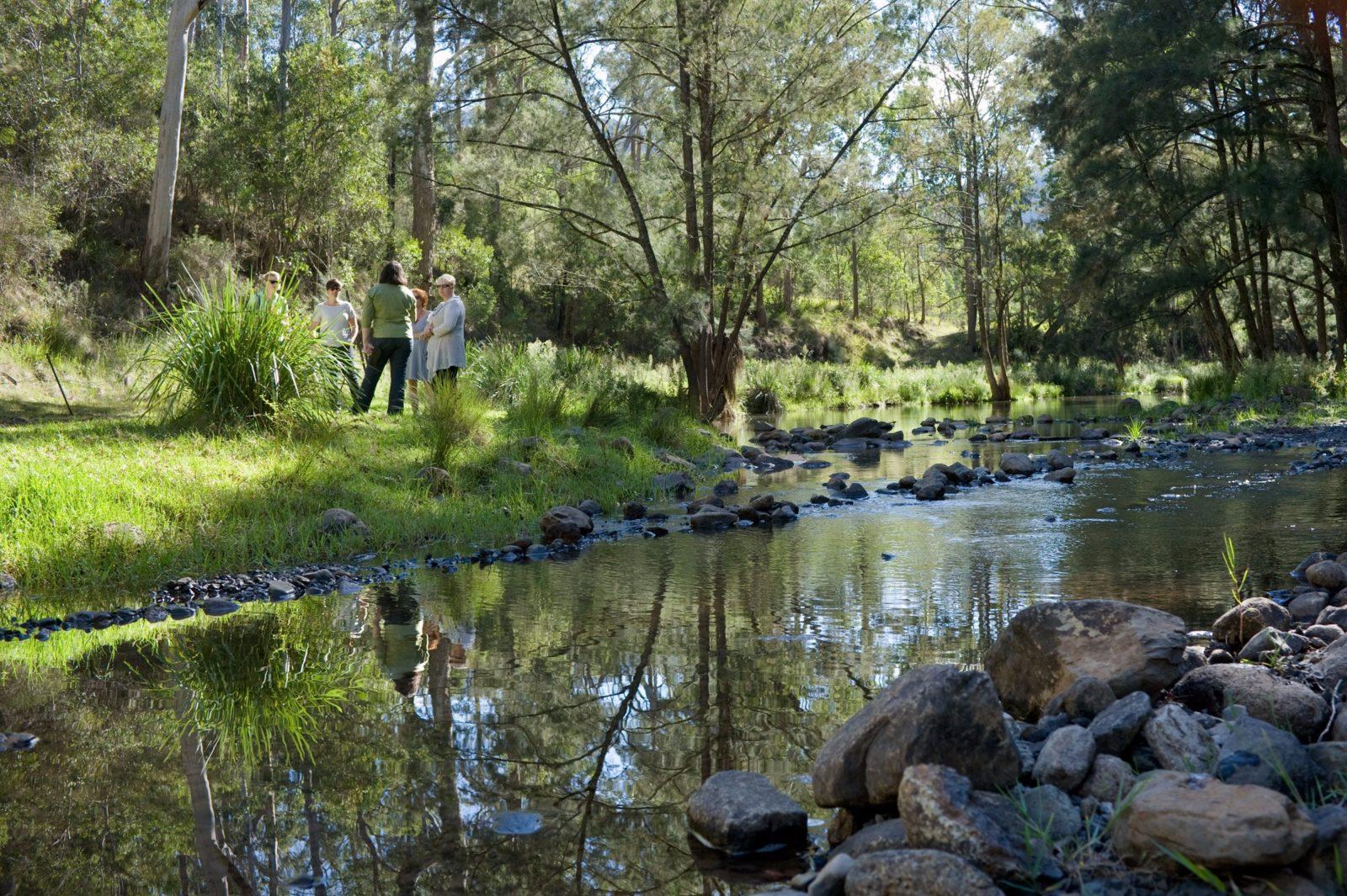 Condamine Gorge '14 River Crossing'