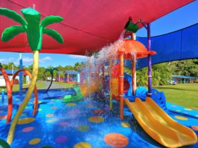 Endless fun for kids big and small at the water park
