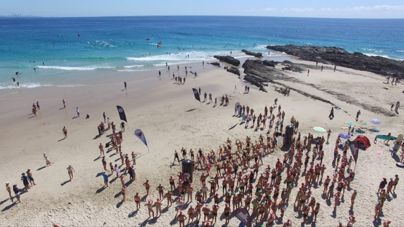 Cooly Classic Start - Snapper Rocks