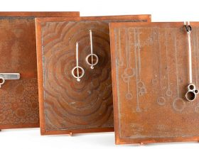 Copper Cohesion: New Work By Kate Roberts