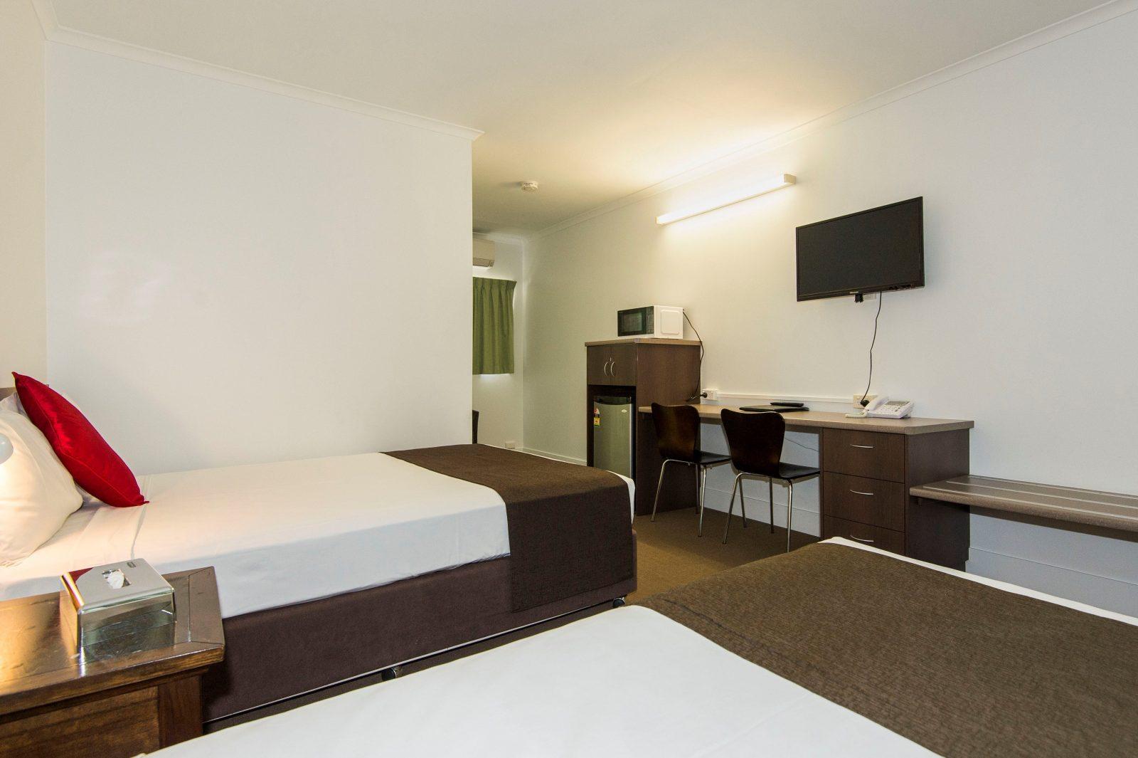 Twin share standard room