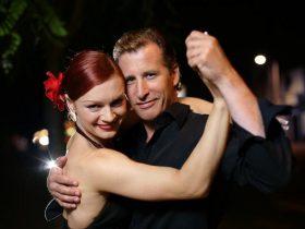Couples Latin Dance: Tango and Bolero
