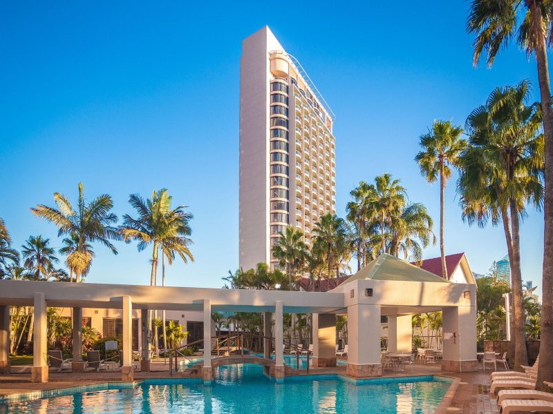 Crowne Plaza Surfers Paradise Pool