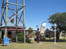 Croydon, Visitor Information Centre, Tropical North Queensland