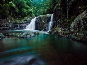Crystal Cascades Cairns
