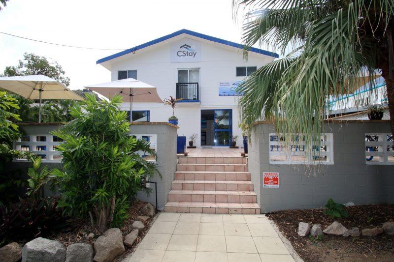 CStay Entrance