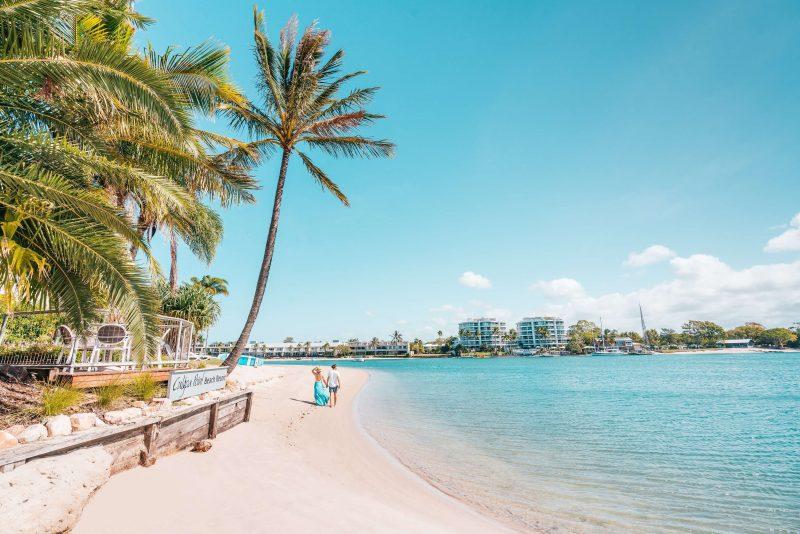 Culgoa private beachfront