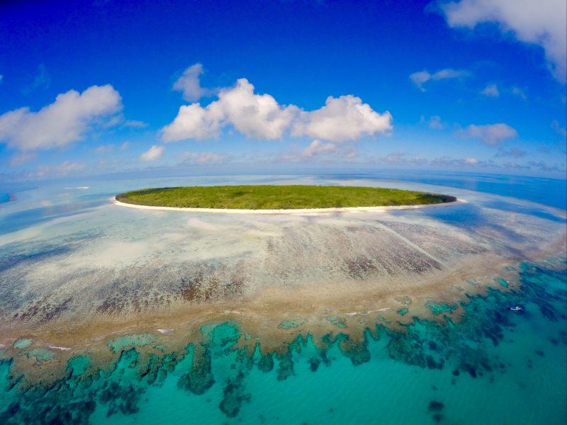 Northwest island - Capriron Bunker Group