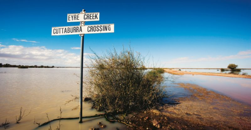 Cuttaburra Crossing