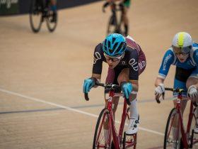 Queensland Track Cyclist