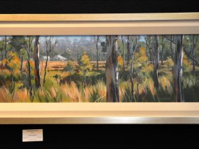 Graeme Schreiber 'Amongst the Gum Trees'