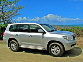 Luxurious, small 4wd safaris with no more than six guests