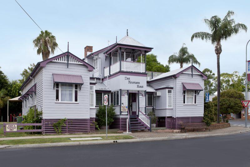 Das Neumann Haus Museum