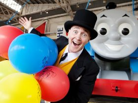 Thomas and The Fat Controller