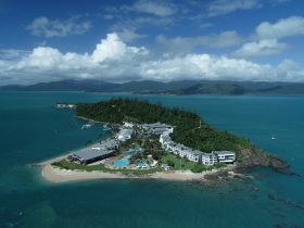 Aerial Image of Daydream Island