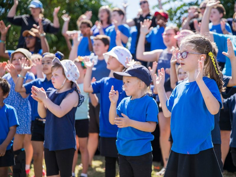 Children's Auslan Choir