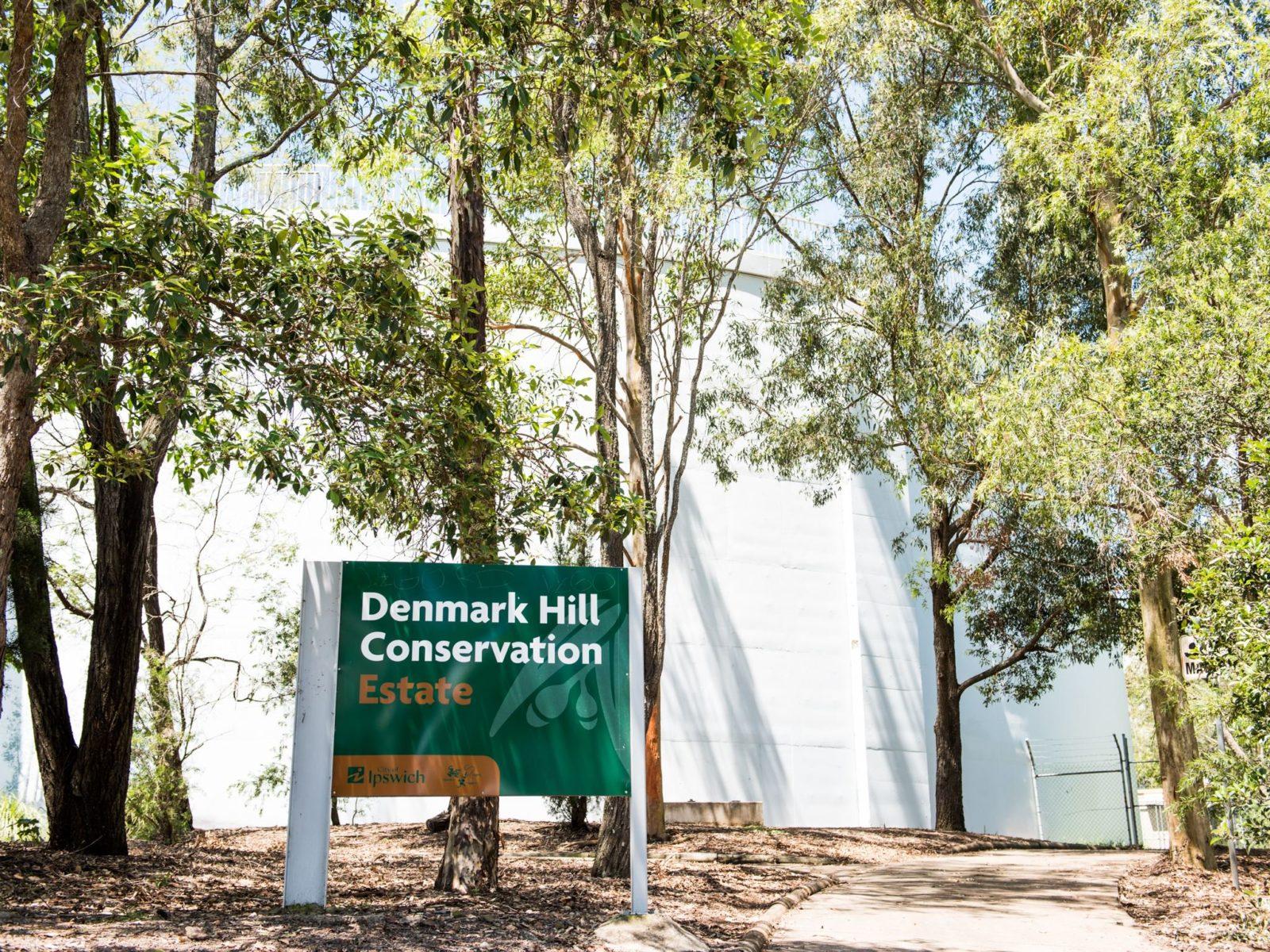 Denmark Hill Conservaton Reserve, Ipswich
