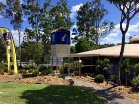 Destination Gympie Region Visitor Information Centre - Lake Alford, Gympie