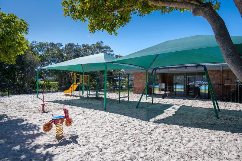 Dicky Beach Holiday Park - Playground