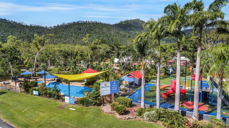 Airlie Beach Waterpark and Pool facilities