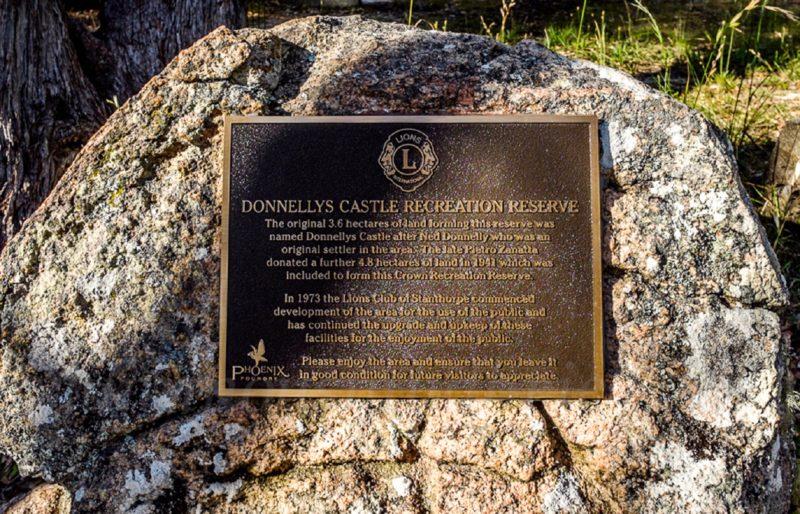 Donnellys Castle