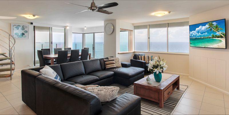 Luxury 3 bedroom beachfront accommodation