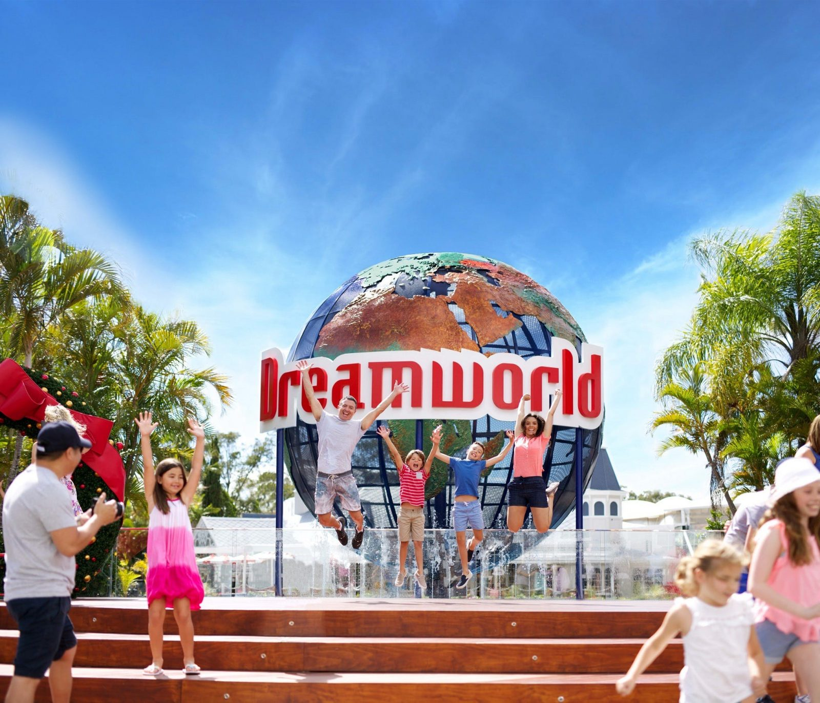 Dreamworld Globe