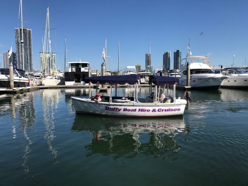 Duffy Boats Gold Coast Self Drive